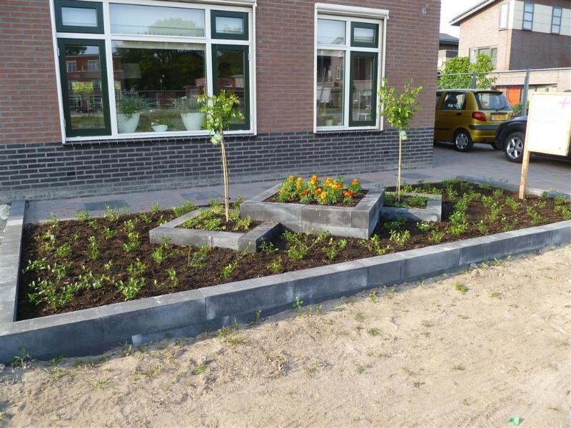 Projecten for Ontwerp voortuin met parkeerplaats